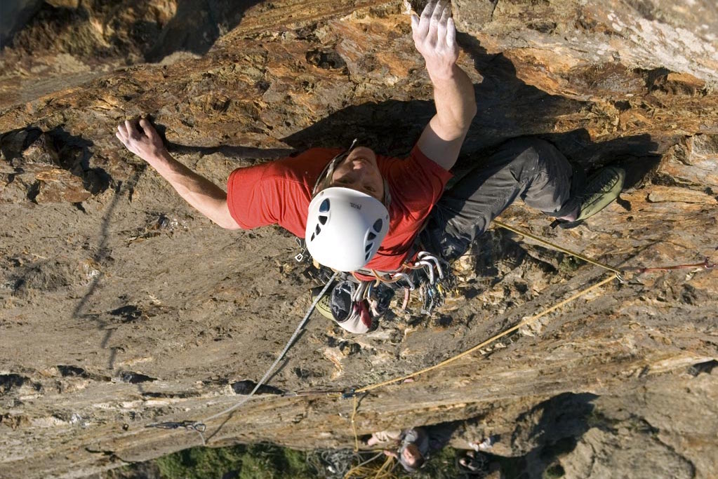Rock Climbing Helmets