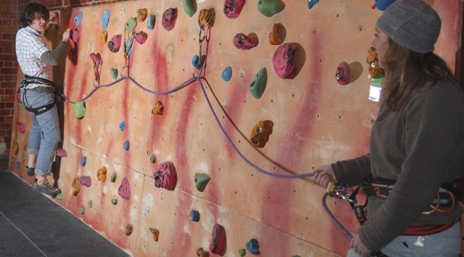 Basic Climbing Safety: Indoor Rock Climbing