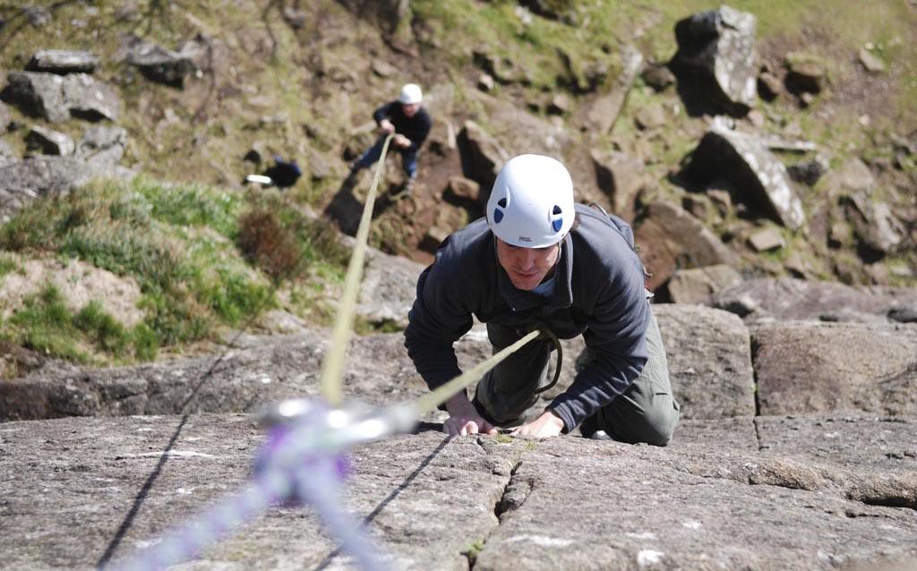 Basic Climbing Safety: Basic Belays
