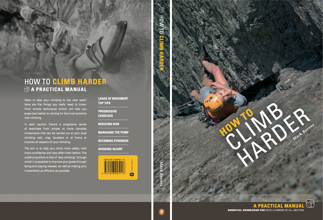 Welcome to How to Climb Harder – Online Edition