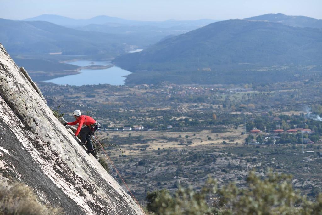 La Cabrera - Madrid Climbing Holidays, Spain