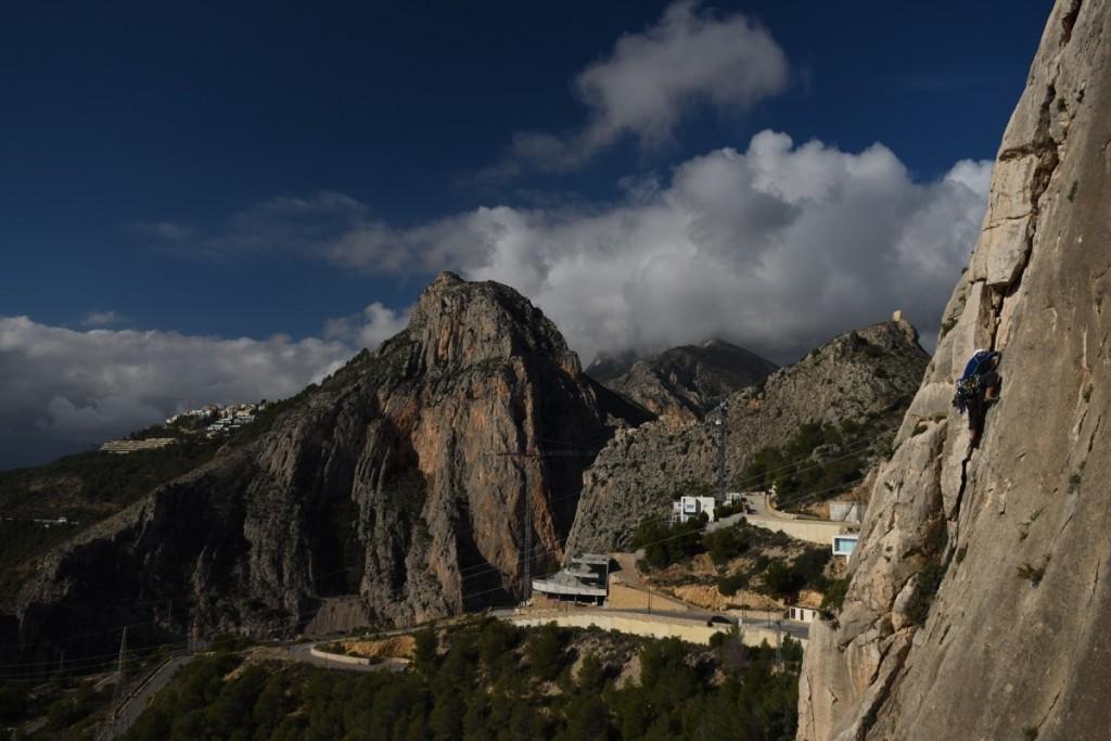 Toil - Costa Blanca Climbing Holidays